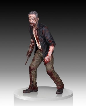 Merle Dixon Walking Dead Statue