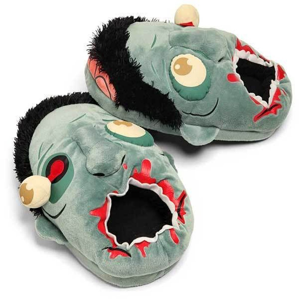 Think Geek Zombie Slippers