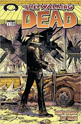 Walking Dead #1 Comic