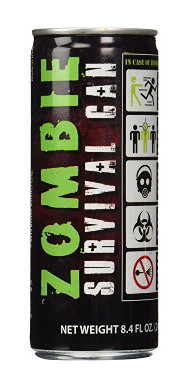 Zombie Survival Energy Drink